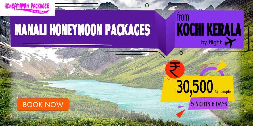 Honeymoon Packages in Manali from Kerala