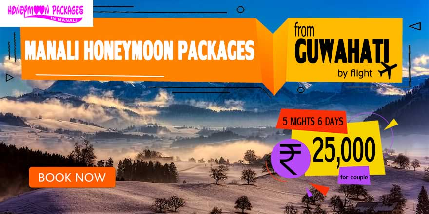 Honeymoon Packages in Manali from Guwahati