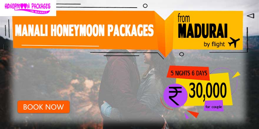 Honeymoon Packages in Manali from Madurai