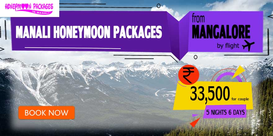 Honeymoon Packages in Manali from Mangalore