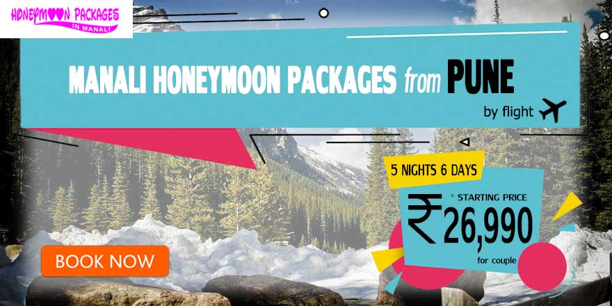 Honeymoon Packages in Manali from Pune