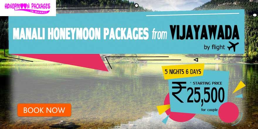 Honeymoon Packages in Manali from Vijayawada