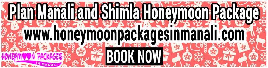 Manali and Shimla Honeymoon Package